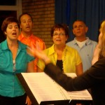 Suppersready Choir Rehearsal, Netherlands
